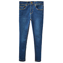 Buy Little Joule Girls' Stretch Jeans, Blue Online at johnlewis.com