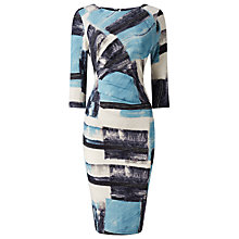 Buy Phase Eight Novella Print Dress, Multi Online at johnlewis.com