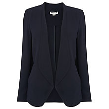 Buy Whistles Helena Crepe Jacket Online at johnlewis.com