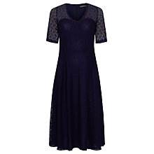 Buy Sugarhill Boutique Imelda Lace Midi Dress, Navy Online at johnlewis.com