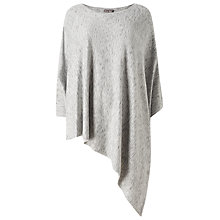 Buy Phase Eight Space Dye Nieve Knit Jumper, Silver Online at johnlewis.com