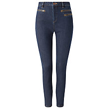 Buy Phase Eight Victoria Triple Zip Jeans Online at johnlewis.com