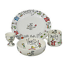 Buy Gallery Thea Personlised Plate Online at johnlewis.com