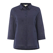 Buy White Stuff Etch Shirt Online at johnlewis.com