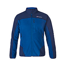 Buy Berghaus Fortrose Pro Men's Fleece Jacket, Dark Blue Online at johnlewis.com
