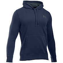 Buy Under Armour Storm Rival Hoodie, Blue Online at johnlewis.com