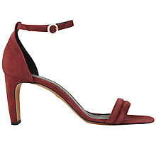 Buy Whistles Elsworth Two Part Stiletto Heeled Sandals Online at johnlewis.com