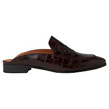 Buy Whistles Lister Open Back Loafers Online at johnlewis.com