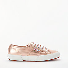 Buy Superga 2750 Cotu Classic Trainer Plimsolls Online at johnlewis.com
