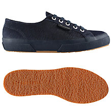 Buy Superga 02S006P60 Hair on Hide Plimsolls Online at johnlewis.com