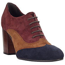 Buy John Lewis Wilda Block Heel Shoe-Boots, Multi Online at johnlewis.com