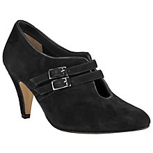 Buy John Lewis Made in England Westbury Shoe Boots, Black Online at johnlewis.com