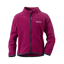Buy Didriksons Children's Monte Micro Fleece Jacket Online at johnlewis.com