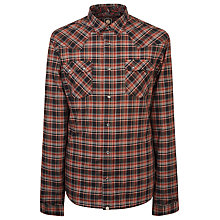 Buy Pretty Green Stomall Western Long Sleeve Shirt Online at johnlewis.com