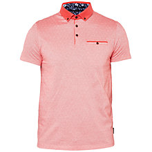 Buy Ted Baker Eletrik Polo Top Online at johnlewis.com