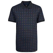 Buy Pretty Green Carville Polo Shirt, Navy Online at johnlewis.com