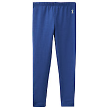 Buy Little Joule Girls' Leggings, Navy Online at johnlewis.com