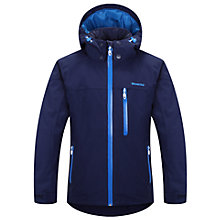 Buy Skogstad Children's Skardaheia Insulated Waterproof Jacket, Peacoat Online at johnlewis.com