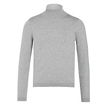 Buy John Lewis Girls' Roll Neck Jumper Online at johnlewis.com