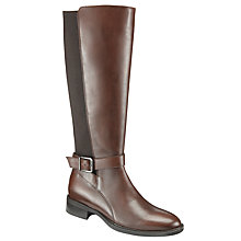 Buy John Lewis Tessa Riding Boots, Brown Online at johnlewis.com
