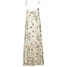 Buy Ghost Janie Dress, Alicia Botanical Online at johnlewis.com