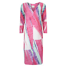 Buy East Abstract Maxi Kaftan Dress, Multi Online at johnlewis.com