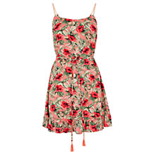 Buy Oasis Palmhouse Print Dress, Multi Online at johnlewis.com