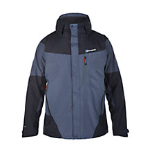 Buy Berghaus Arran 3 in 1 Hydroshell Waterproof Men's Jacket, Black Online at johnlewis.com