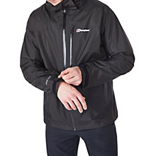 Buy Berghaus Island Peak 3 in 1 Men's Jacket, Black Online at johnlewis.com