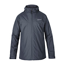 Buy Berghaus Stronsay Insulated Waterproof Men's Jacket, Grey Online at johnlewis.com