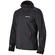 Buy Berghaus Stormcloud Waterproof Men's Jacket, Black Online at johnlewis.com