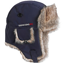 Buy Didriksons Children's Helge Trapper Hat Online at johnlewis.com