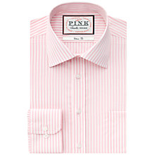 Buy Thomas Pink Brookland Stripe Classic Fit XL Sleeve Shirt Online at johnlewis.com