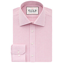 Buy Thomas Pink Finch Check Slim Fit Shirt Online at johnlewis.com