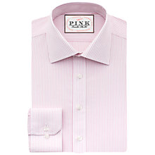Buy Thomas Pink Garner Stripe Slim Fit Shirt Online at johnlewis.com