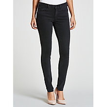 Buy Maison Scotch La Bohemienne Mid Rise Skinny Jeans, Precious Rock Online at johnlewis.com