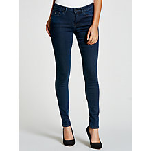 Buy Maison Scotch La Bohemienne Skinny Jeans, Eternal Rinsed Online at johnlewis.com