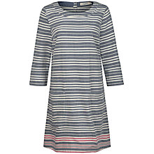 Buy Seasalt Folly Cove Dress, Ware Marine Online at johnlewis.com