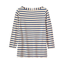 Buy Toast Breton Stripe Long Sleeve T-Shirt Online at johnlewis.com