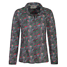 Buy Seasalt Larissa Shirt, Layered Tulips Dark Cuckoo Online at johnlewis.com