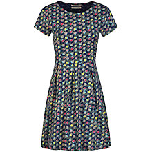 Buy Seasalt Riviera Dress, Layered Tulip Marine Online at johnlewis.com