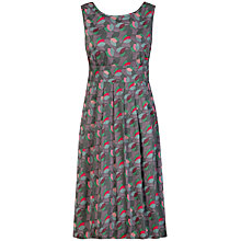 Buy Seasalt Lyonesse Dress, Layered Tulips Dark Cuckoo Online at johnlewis.com