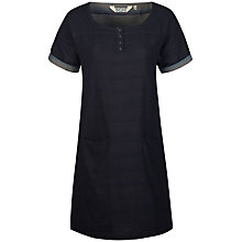 Buy Seasalt Alabaster Tunic Dress, Kuggar Fathom Online at johnlewis.com