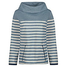 Buy Seasalt Travertine Sweatshirt, Midday Tide Galley Online at johnlewis.com