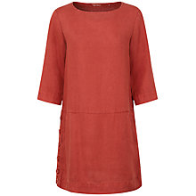 Buy Seasalt Grazing Tunic Dress, Squash Online at johnlewis.com