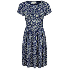 Buy Seasalt Riviera Dress, Berries Marine Online at johnlewis.com