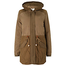 Buy Maison Scotch Hooded Parka Online at johnlewis.com