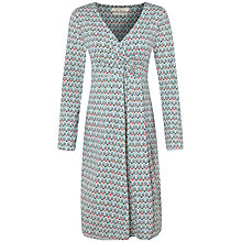 Buy Seasalt Crest Dress, Clay Geo Multi Online at johnlewis.com