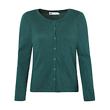Buy Seasalt Gwennap Cardigan, Deep Sea Online at johnlewis.com