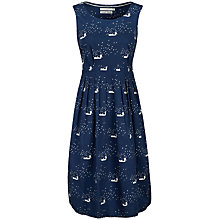 Buy Seasalt Gylly Dress, Catch Of The Day Marine Online at johnlewis.com
